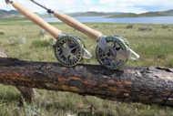 Bild på Lamson Center Axis Rod & Reel 9ft #6