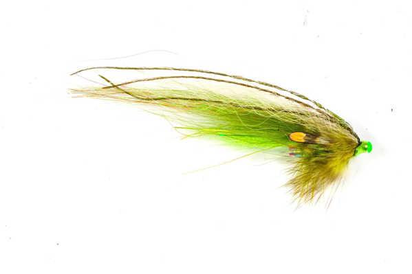 Bild på Frödin Classic Series (Tubflugor) 6cm Grey & Green