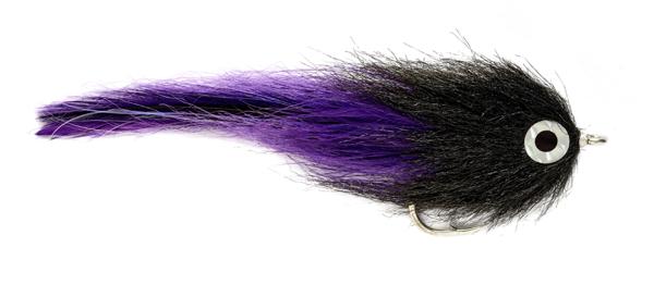 Bild på Black & Purple Brushy Stl.6/0