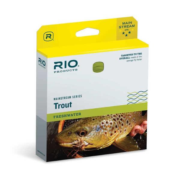Bild på RIO Mainstream Trout Flyt/Sjunk3 WF6
