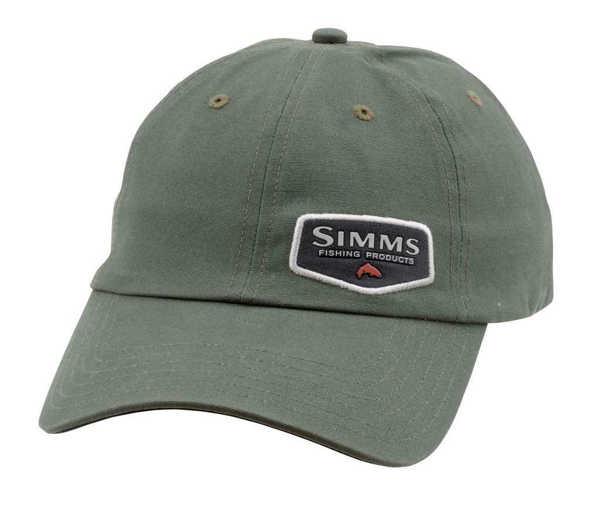 Bild på Simms Oil Cloth Cap Loden