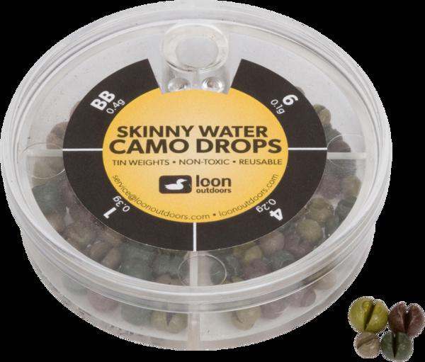 Bild på Loon Camo Drop | 4-division | Skinny water