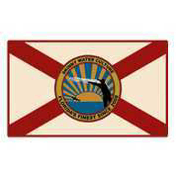 Bild på SWC FL Cracker Flag Sticker