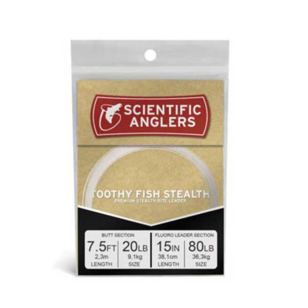 Bild på Toothy Fish Stealth