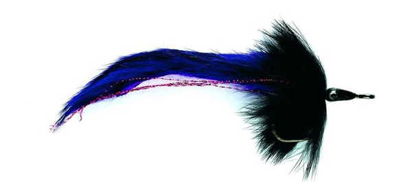 Bild på Tarpon Bunny Purple Death 1/0