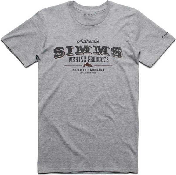 Bild på Simms Working Class T-Shirt (Grey Heather)