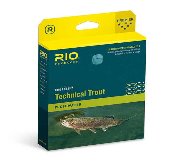 Bild på Rio Technical Trout WF4