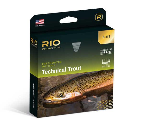 Bild på RIO Elite Technical Trout WF6