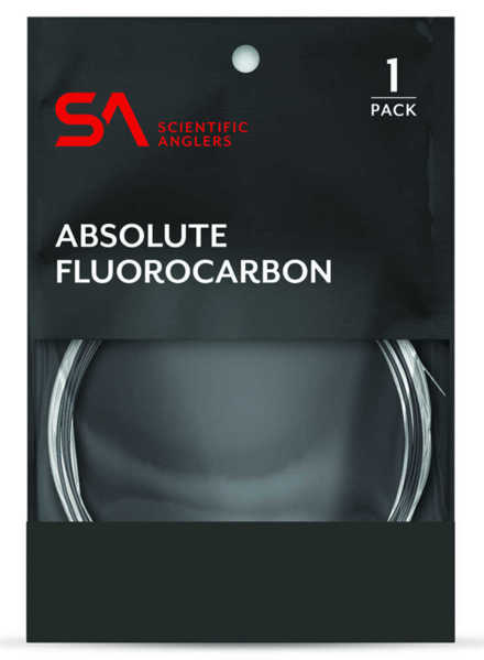 Bild på Scientific Anglers Absolute Fluorocarbon Tafs 9ft