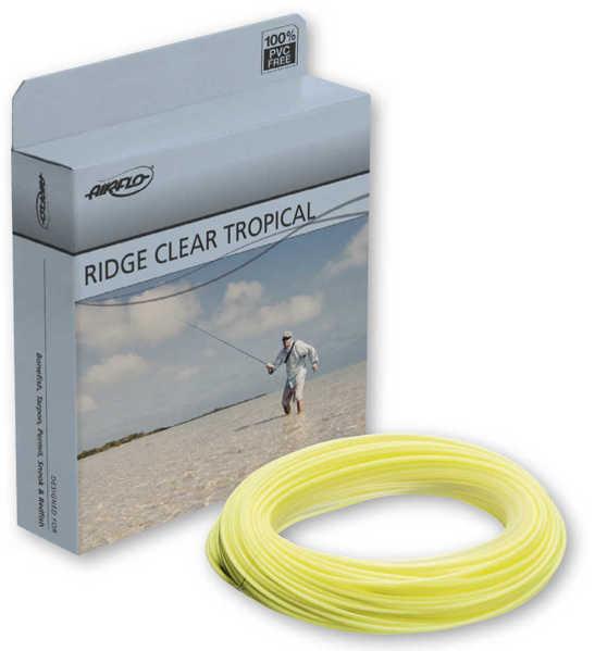 Bild på Airflo Ridge Clear Tropical Clear Tip Float WF10