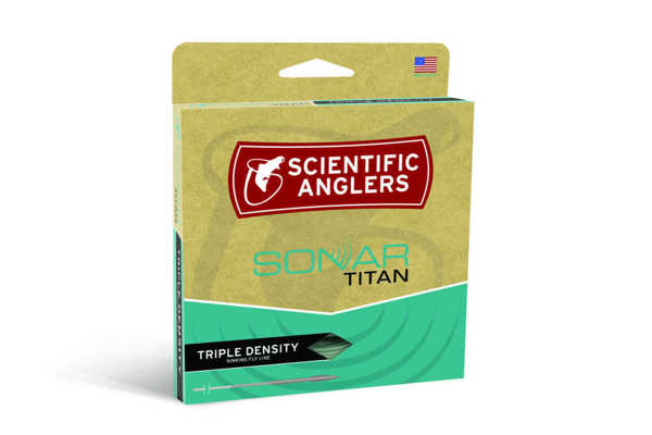 Bild på Scientific Anglers Sonar Titan Triple Density H/S2/S4 WF12
