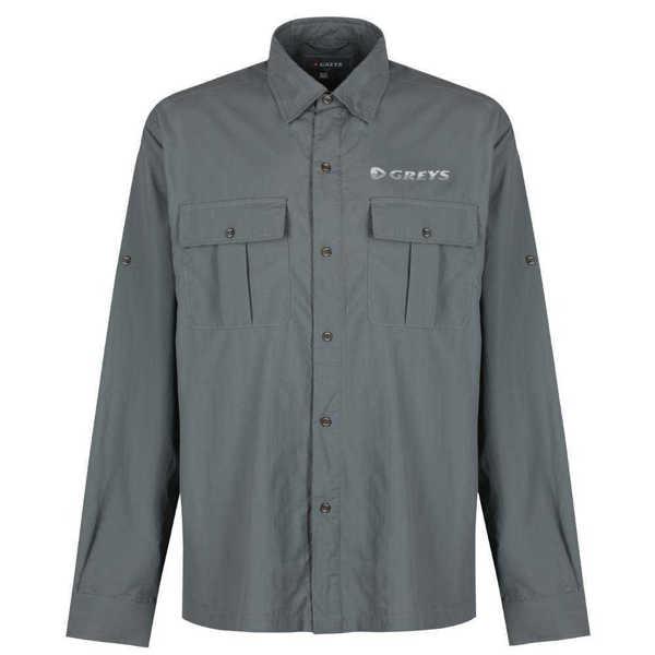Bild på Greys Fishing Shirt Carbon