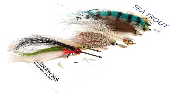 Bild på Kami Collection Sea Trout Fish No 1