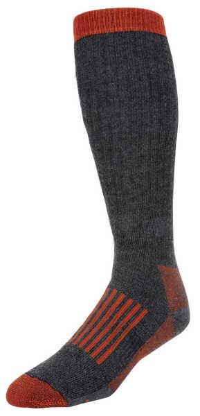 Bild på Simms Merino Thermal OTC Sock Carbon