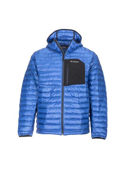 Bild på Simms ExStream Hooded Jacket (Rich Blue)