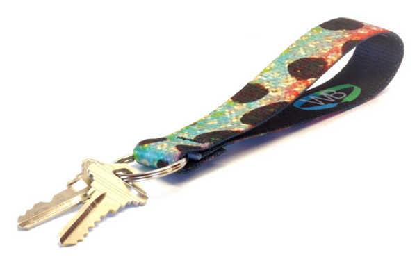 Bild på Wingo Rainbow Trout Nyckelring