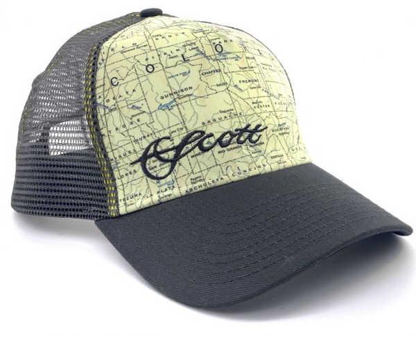Bild på Scott Colorado Map Mesh Hat