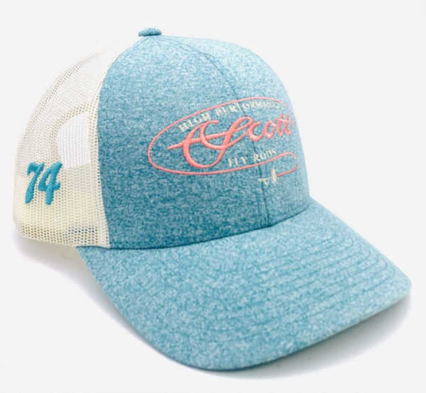 Bild på Scott Teal Women's Mesh Hat