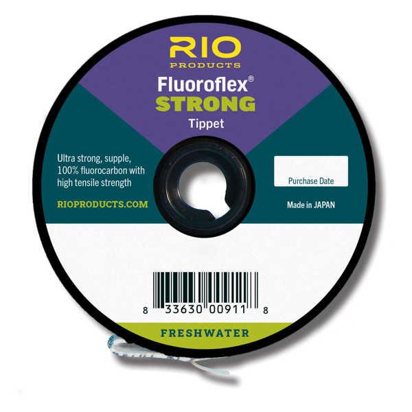 Bild på Rio Fluoroflex Strong Tippet 27,4m