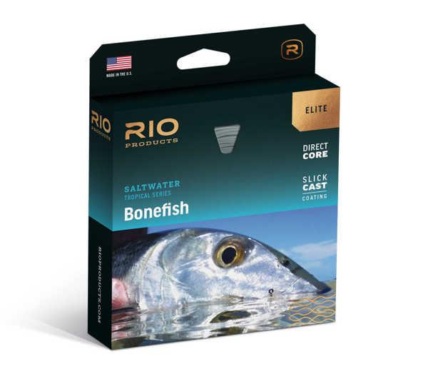 Bild på RIO Elite Bonefish Float WF6