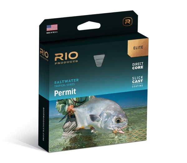 Bild på RIO Elite Permit Float WF9