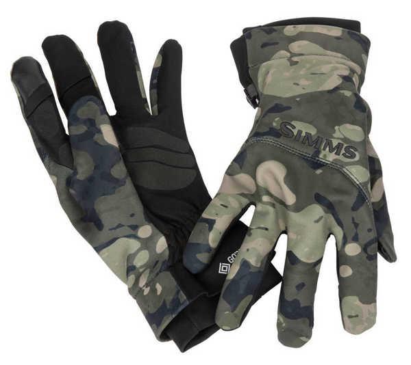 Bild på Simms GORE-TEX Infinium Flex Glove Riparian Camo