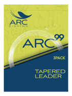 Bild på ARC 99 Tapered Leader 9ft (3 pack)