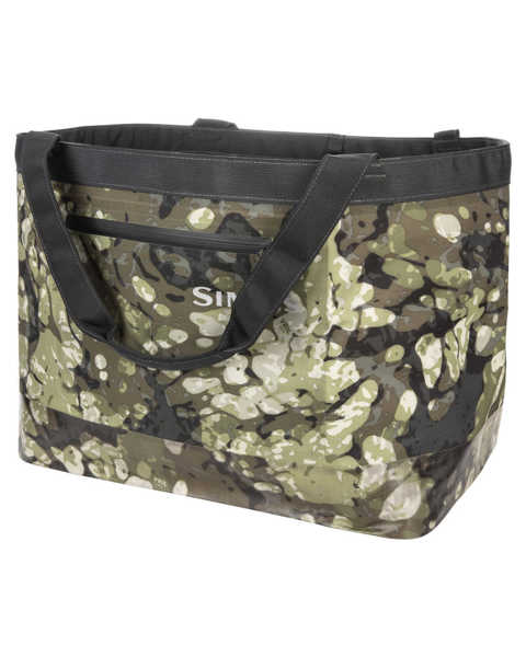 Bild på Simms Dry Creek Simple Tote - 50L Riparian Camo