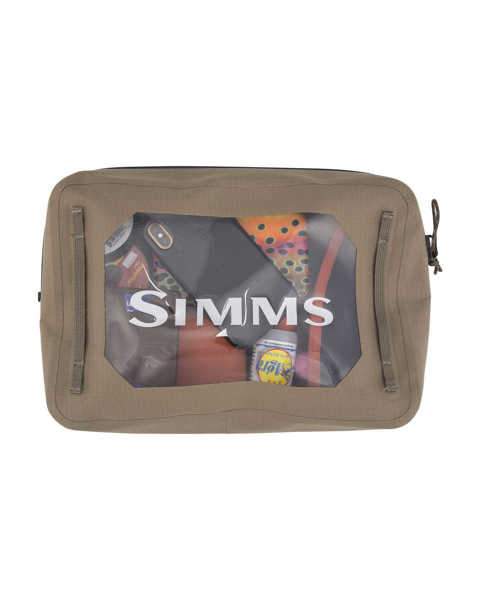 Bild på Simms Dry Creek Gear Pouch - 4L Tan