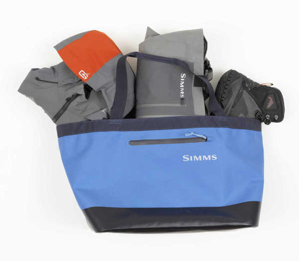 Bild på Simms Dry Creek Simple Tote - 50L Pacific