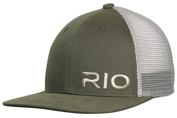 Bild på RIO Embroidered Logo Mesh Back Slate Green