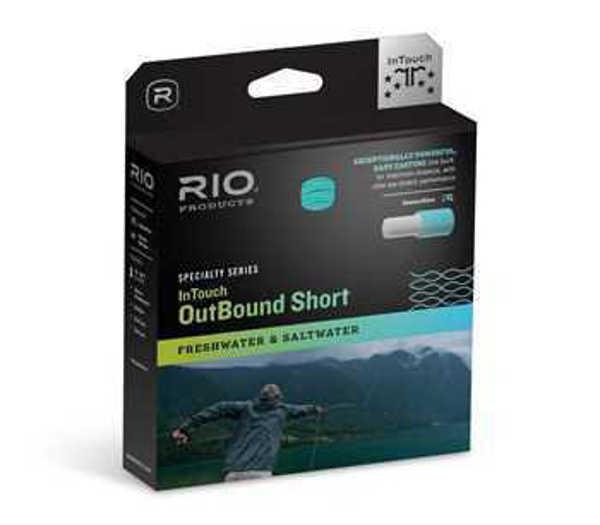 Bild på RIO InTouch OutBound Short Intermediate/Sjunk 3 WF6