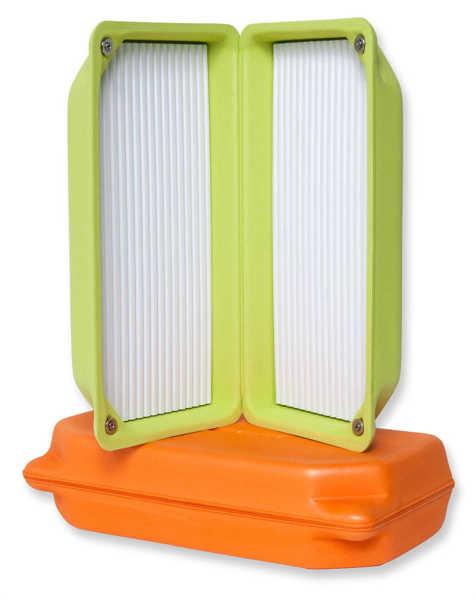 Bild på Guideline Ultralight Fly Box XL Lime Green