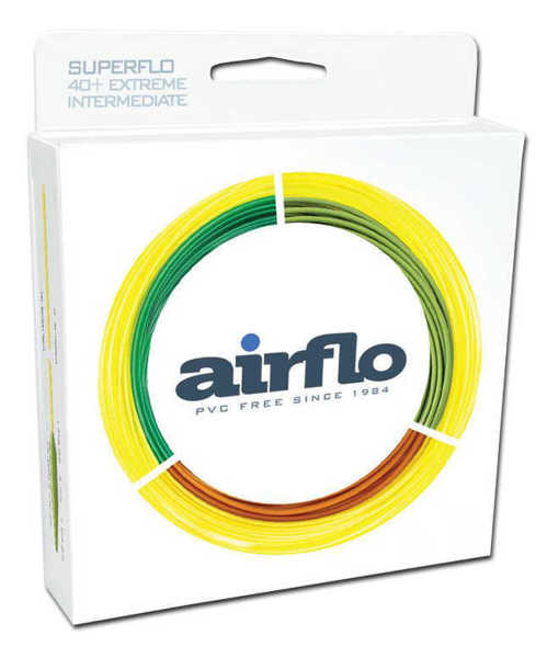 Bild på Airflo Superflo 40+ Extreme Distance Slow Intermediate WF6