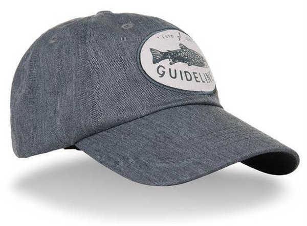 Bild på Guideline The Trout Cap Black Heather