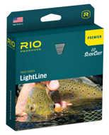 Bild på RIO Premier LightLine Double Taper Float DT000