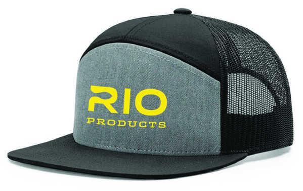 Bild på RIO Logo 7 Panel Mesh Back Heather Gray/Black