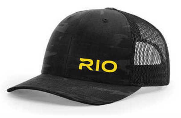 Bild på RIO Logo Mesh Back Black Camo