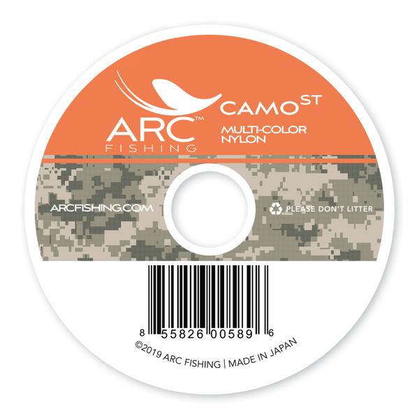 Bild på ARC Camo ST Tippet 40m