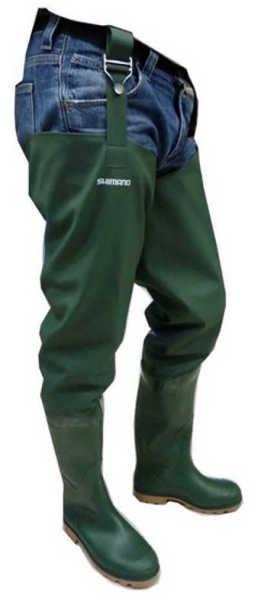 Bild på Shimano PVC Thigh Waders