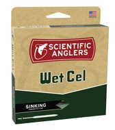 Bild på Scientific Anglers Wet Cel Sink 4 WF7