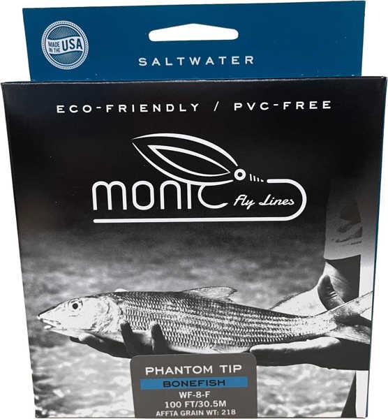 Bild på Monic Phantom Tip Bonefish WF9