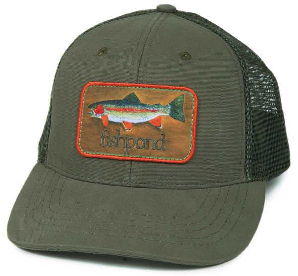 Bild på Fishpond Rainbow Trout Hat Olive
