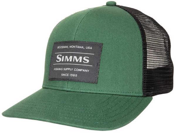 Bild på Simms Original Patch Trucker Moss