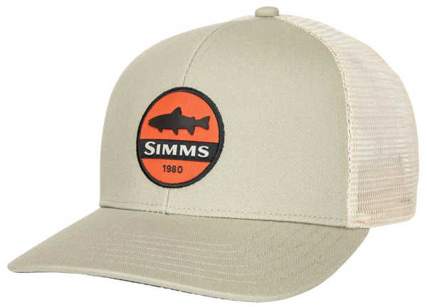 Bild på Simms Trout Patch Trucker Khaki