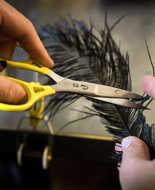 Bild på Loon Ergo Prime Scissor Black 13cm