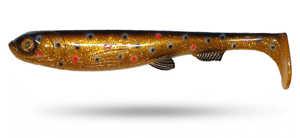 Bild på Bluemountain Lures Wizard 26cm Brown Trout