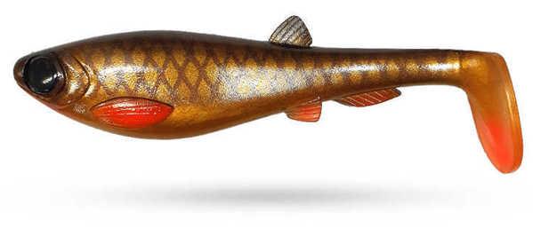 Bild på Ulm Lures Gigabite V2 25cm 175g Custom Hot Slug