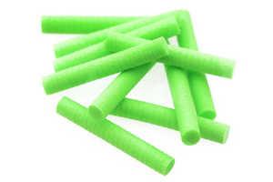 Bild på Foam Cylinder 2,8mm (8 pack) Chartreuse
